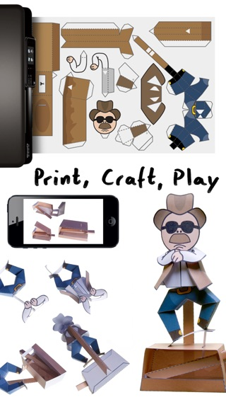 Awesome Paper Toys Screenshot