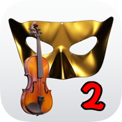 Mozart Music Reading Game for Violin