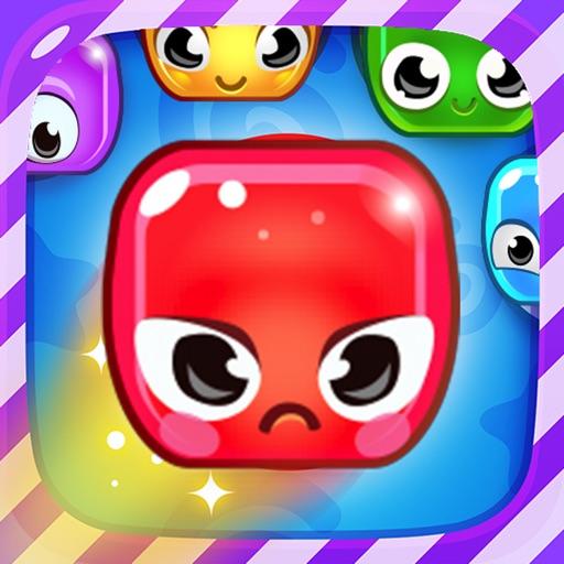 Cute Kid Saga - Happy Match-3 Game iOS App
