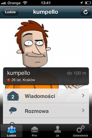 Kumpello screenshot 2