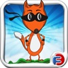 Krazy Clumsy Jump: A Run by Mr Nin-Fox Against Gravity - iPhone