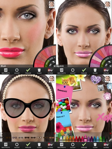 Makeup Touch Screenshot
