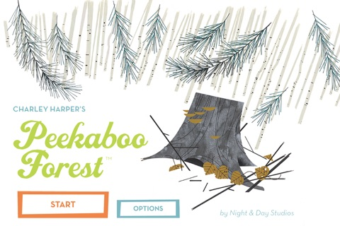 Peekaboo Forest screenshot 1