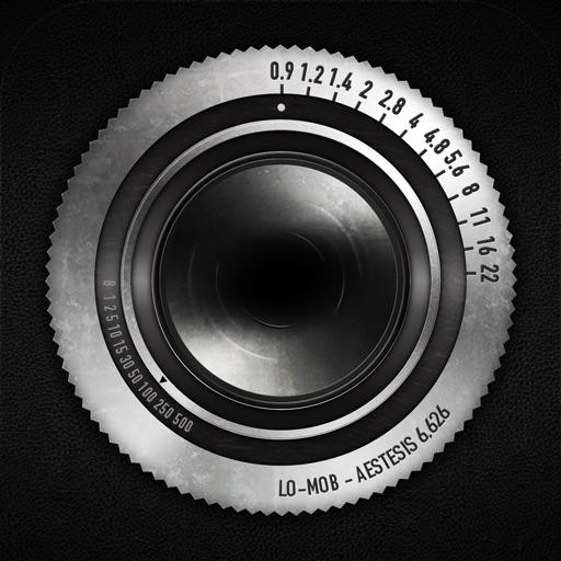 复古相机:lo-mob【创意拍摄】