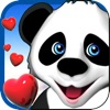 Talking Panda Mime Love Letters