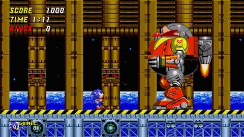 Screenshot #13 for Sonic the Hedgehog 2