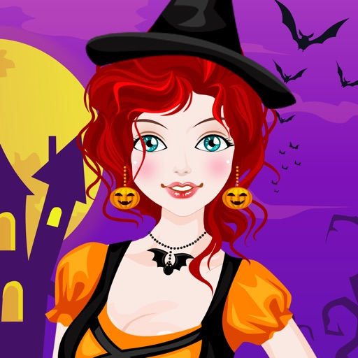 Holiday Dress Up Games - Christmas, Halloween, Easter, New Year and St. Patrick's Day Icon