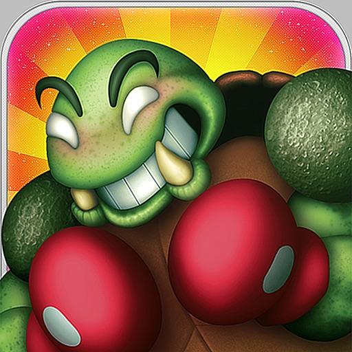 Muster my Monsters iOS App