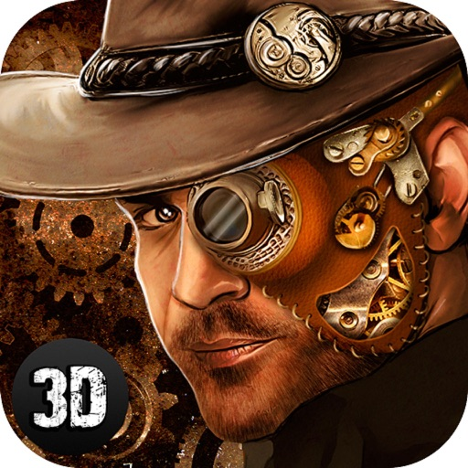 Rusty Desert Survival 3D iOS App