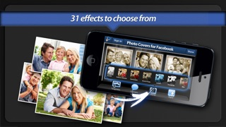 Screenshot #9 for Photo Covers for Facebook LITE: Timeline Editor