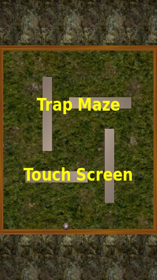 トラップ迷路のスクリーンショット1