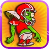 Forest Zombies Run Free - Flick Zombie Temple Attack Game Version 2
