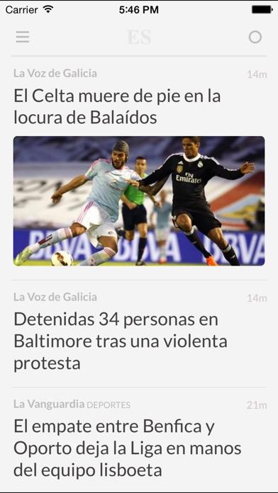 Peridicos Es review screenshots