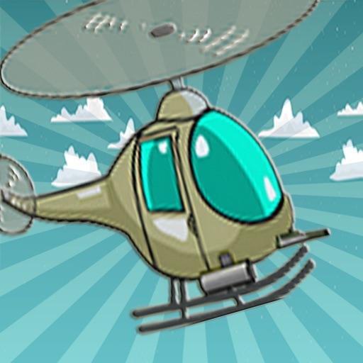 Helicopter Jungle Blitz: Block Traffic iOS App