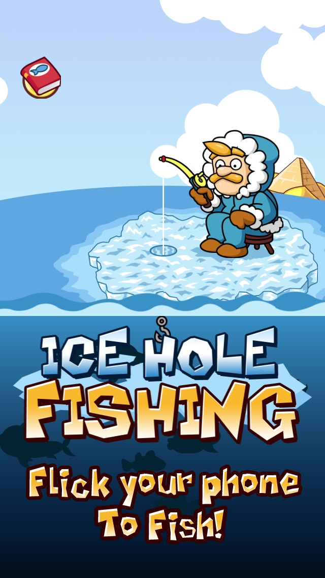 Ice hole fishing app download android apk for Ice fishing apps