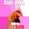 Anti-Joke Chicken meme