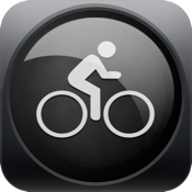 Black Bird Bicycle Cyclometer (GPS Cycling) icon