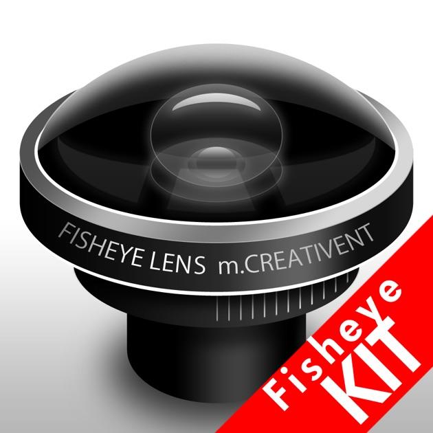 Fisheye lens kit on the app store for Fish eye lense app