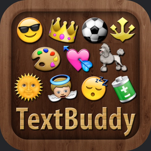 Text Buddy - An Email and Text Enhancement App - Emojis