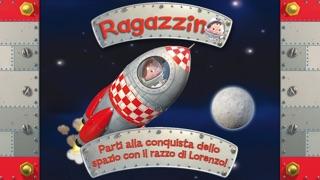 Screenshot of Il razzo di Lorenzo - Ragazzino1