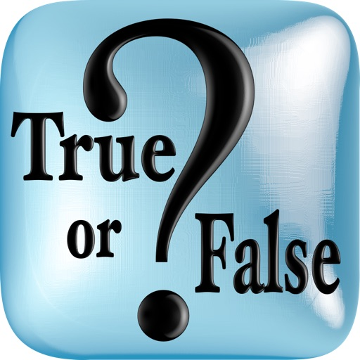 Trivia True or False iOS App