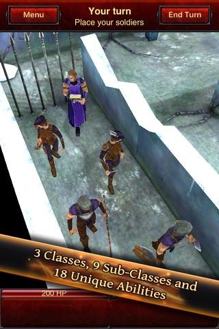 Battle Dungeon: Risen Lite screenshot 3