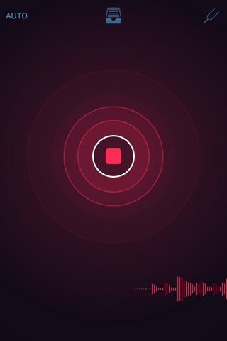 Music Memos screenshot 2