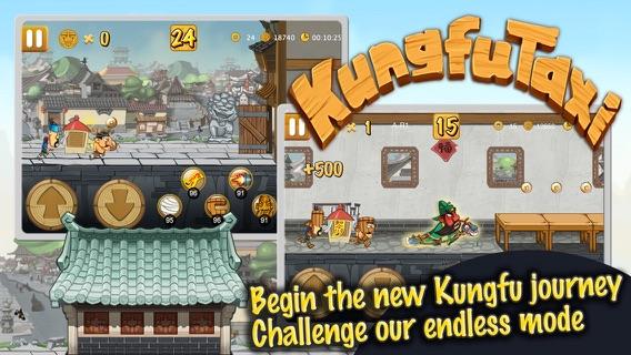 KungfuTaxi Screenshot