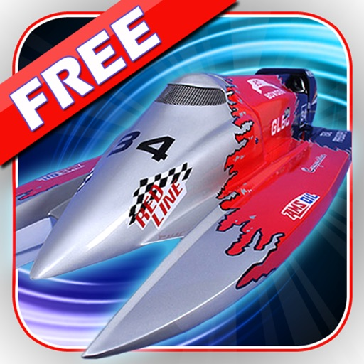 Top Speed Boat Chase iOS App