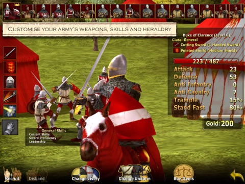 Screenshot #2 for Great Battles Medieval