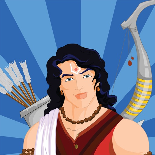 Tales of India - Ramayan Children's Book