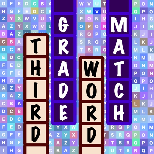 Third Grade Word Match