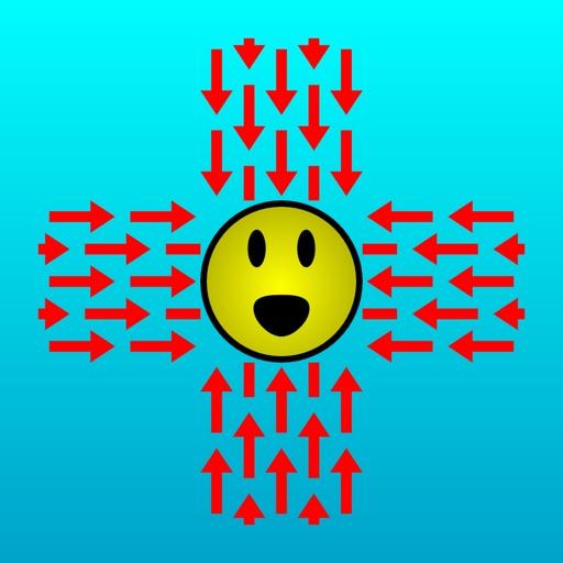 Push Smiley Ball iOS App