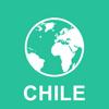 Chile Offline Mapa : Para Viajes