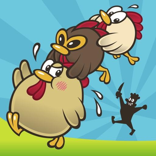 小鸡大暴走:Chickens Great Runaway【搞笑逃亡】