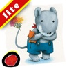 """Miko - It Was Me,  Mom!: An interactive bedtime story book for kids about a child's confession to his mother on breaking her favorite vase,  by Brigitte Weninger illustrated by Stephanie Roehe  (iPad """"Lite"""" version; by Auryn Apps)"""