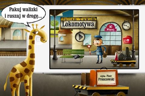 Lokomotywa - Julian Tuwim screenshot 1