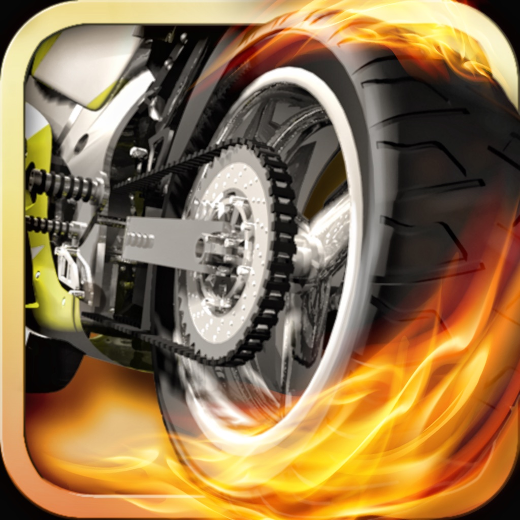 A Motorcycle Race Track - Free Car Racing Game
