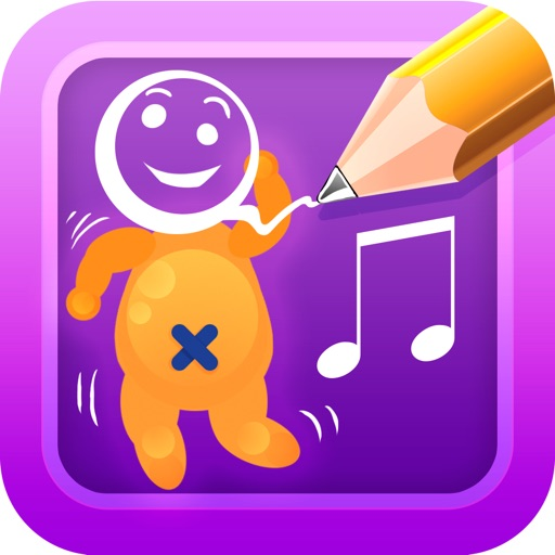 Draw And Dance Prof iOS App