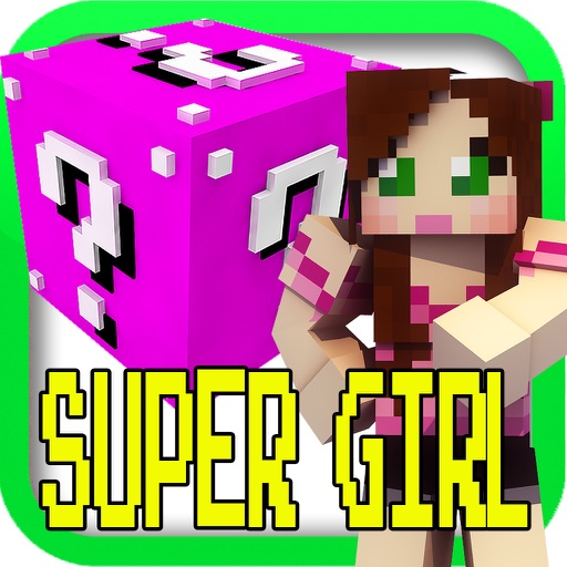 SUPER GIRLY GAMER ( Lucky Block Edition ) - Mini Multiplayer Game