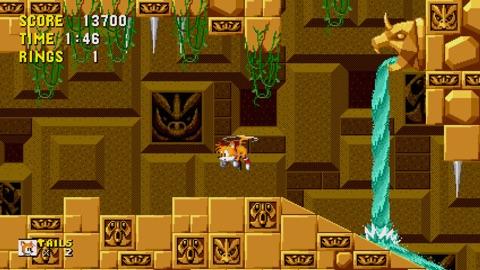 Screenshot #14 for Sonic The Hedgehog