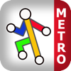 Rome Metro - Map and route planner by Zuti