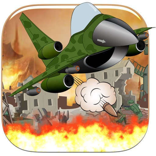 Alpha Fighter Aerial War Combat: Defend Your Country Pro iOS App