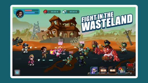 In The Wasteland Screenshot