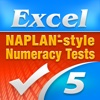 Excel NAPLAN*-style Year 5 Numeracy Tests