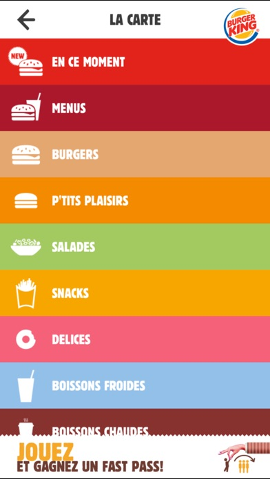 download Burger King France apps 2