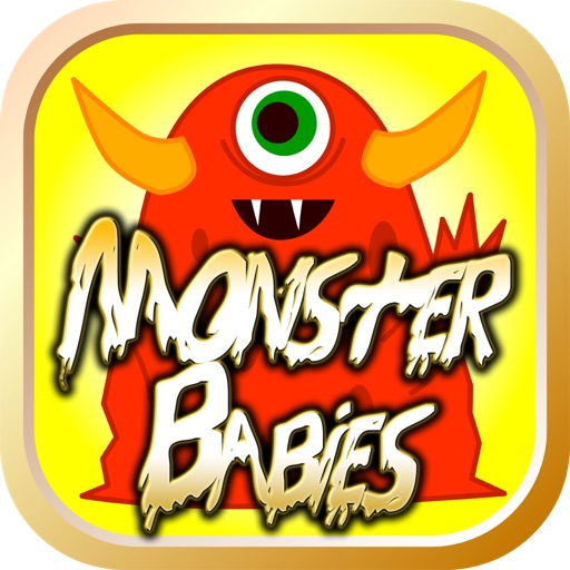 Monster Babies for iPhone5 iOS App