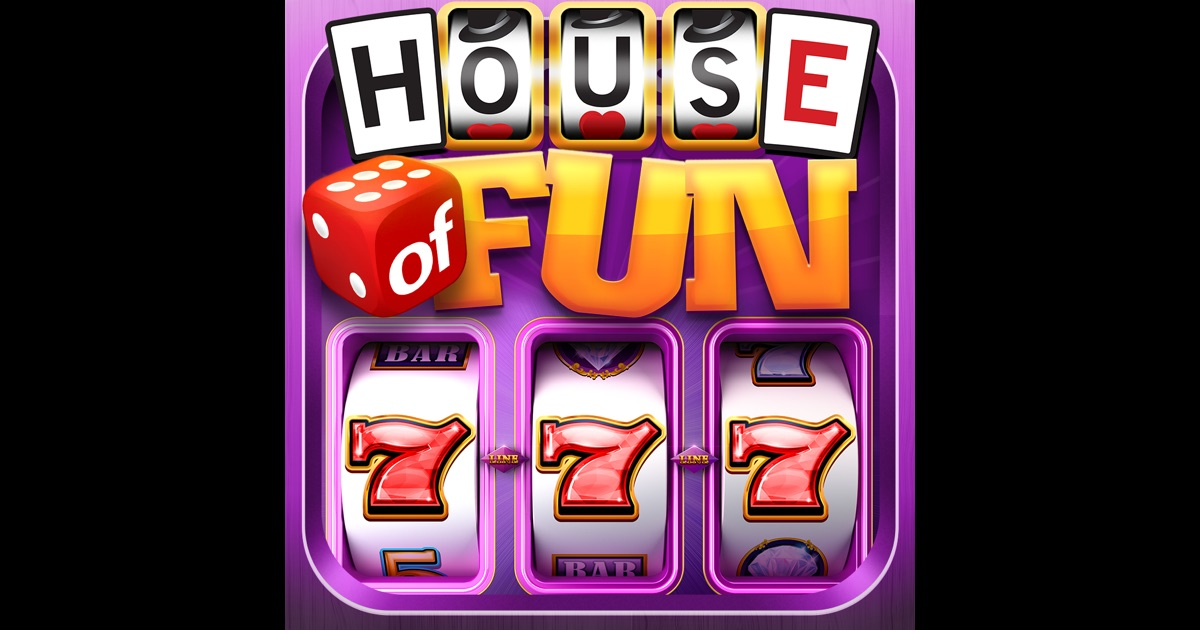 slots free casino house of fun itunes