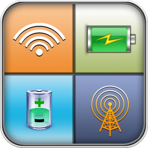 Battery usage and Device data usage iOS App