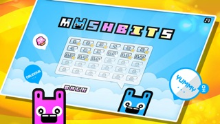 Mini Rabbit-Puzzle Games Screenshot on iOS